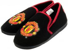 Manchester united tofflor junior