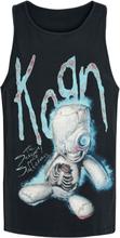 Korn - Serenity Of Suffering -Tanktopp - svart