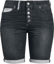 Urban Surface - Ladies Bermuda -Shorts - svart