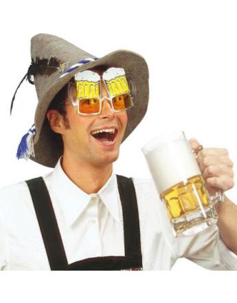 Oktoberfest Øl-Briller