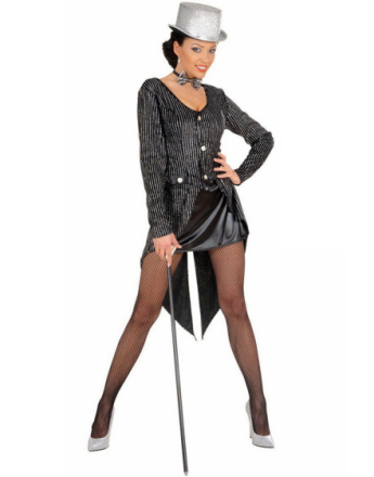 Tuxedo Showgirl kostyme