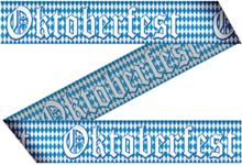 Sperrebånd på 15 meter med Oktoberfest-trykk
