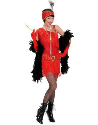 Charleston Flapper Kostym