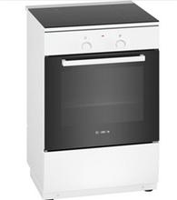 Bosch HLL090020U Komfur - hvid