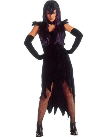 Goth Dark Lady - Kostyme