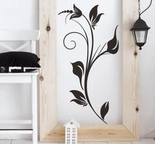 Muursticker Decoratie Bloemen