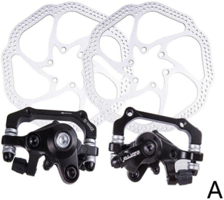 Ztto Disc Mountain Bike Line Front And Rear Disc Brake Mtb For