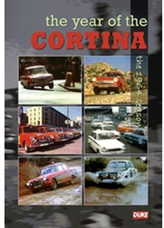 Year of the Cortina - Cortina Conquest 1964 (DVD ) [UK IMPORT]