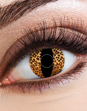 Leopard Eyes Crazylinser