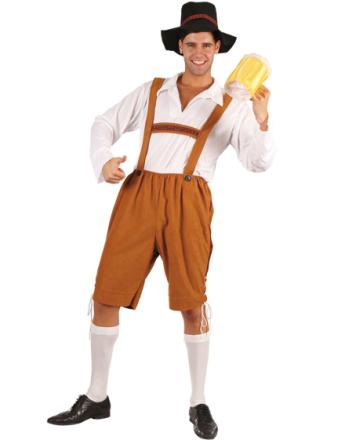 Herr Oktoberfest - Kostyme Til Mann