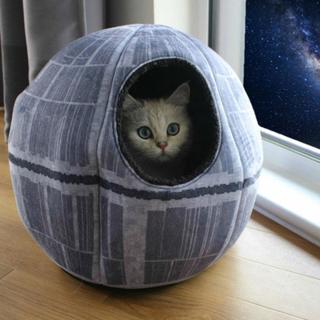 Star Wars Pet Cave Death Star / Katthus