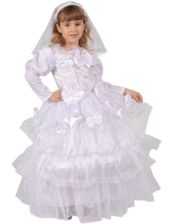Dröm Prinsessa Barnkostym