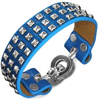 Something Blue - Armbånd med Nagler