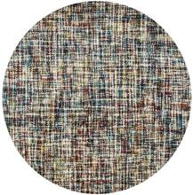 Maskinvävd matta Monroe - Rund Ø160 cm