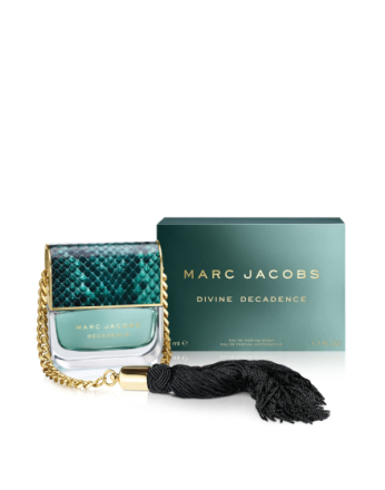 Parfyme - Transparent Marc Jacobs Divine Decadence Edp 50 ml