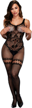 Baci: Crotchless Bodystocking, One Size