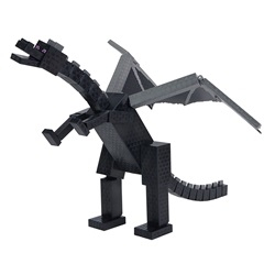 Minecraft Ender Dragon Figure Set 52cm Series 4 - wupti.com