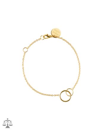 SOPHIE By SOPHIE Circle Bracelet Gull