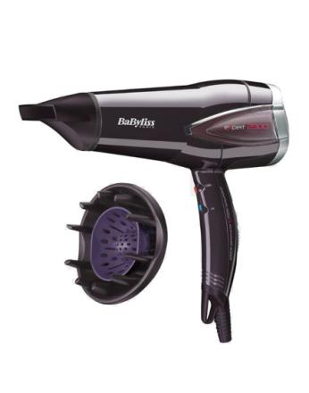 BaByliss Paris Hairdryer Expert 2300W D362E Svart