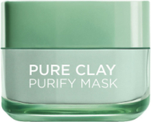 L'Oréal Paris Pure Clay PURIFY Mask