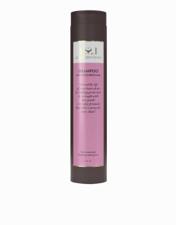 Lernberger Stafsing Shampoo for Coloured Hair 250 ml Hvit