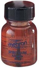 Spirit Gum Matte med Kost 30 ml Mehron Teaterlim med MATT FINISH