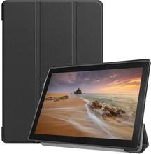 Tri-Fold Lenovo Tab E10 Folio Cover - Sort