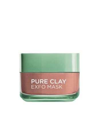 L'Oréal Paris Pure Clay EXFO Mask Beige
