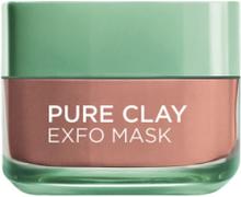 L'Oréal Paris Pure Clay EXFO Mask