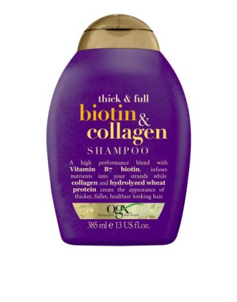 OGX Biotin & Collagen Shampoo Transparent