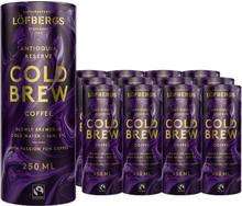 Kallbryggt Kaffe 12-pack - 44% rabatt