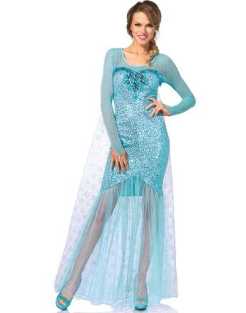 Elsa the Snow Queen - Lyxkostym