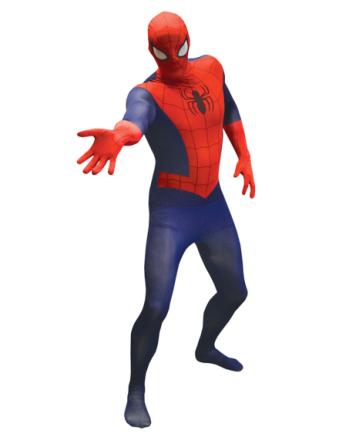 Kostume klassisk Spiderman voksen Morphsuits - Vegaoo.dk