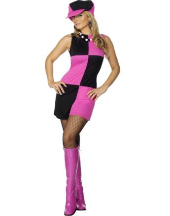 Retro 60's Girl - Kostym