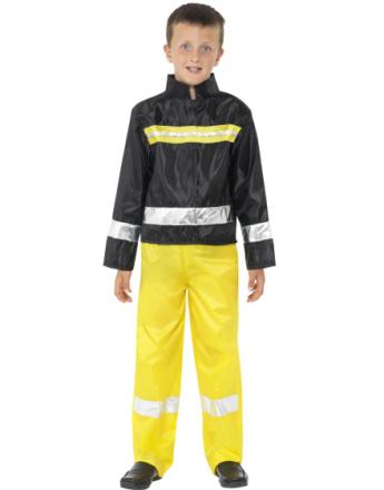 Brandman Kostym till Barn