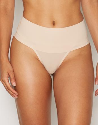 Spanx Thong Nude