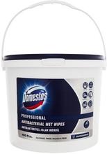 Domestos Antibacterial Wet Wipes Alcohol & Bleach Free 450 stk