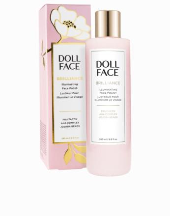 Doll Face Brilliance Illuminating Face Polish 240 ml
