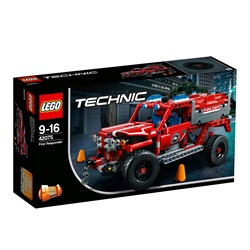 LEGO Technic Pionervogn 42075 - wupti.com