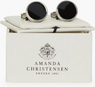 Amanda Christensen Cufflinks Mansjettknapper Sølv