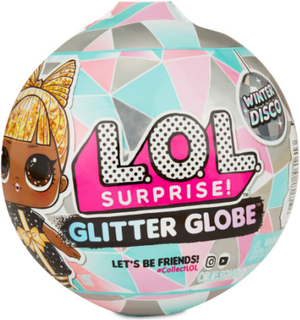 Surprise Glitter Globe Winter.