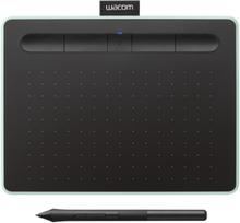 Wacom Intuos Green Pen Tablet Bluetooth Small