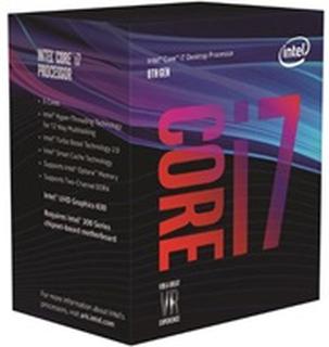 Intel Core I7 8700 3.2GHz 6-core Coffee Lake