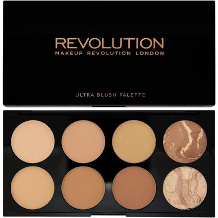 Bronze Palette All About Bronze Makeup Revolution Contouring