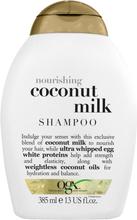 Ogx Nourishing Coconut Milk Shampoo, 385ml OGX Shampoo