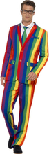 Rainbow Stand-Out Dress