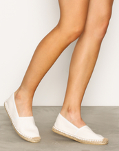 NLY Shoes Espadrilles Offwhite