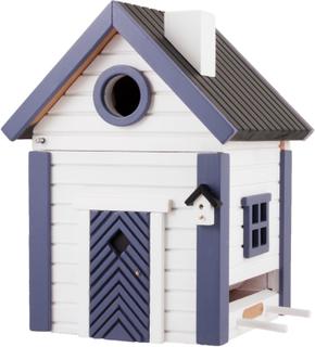 Wildlife Garden - Multiholk White And Blue Cottage