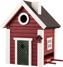 Wildlife Garden - Multiholk Red Cottage