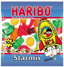 Haribo Starmix Minis 16 gram